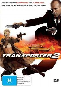 The Transporter 02 (DVD, 2006)