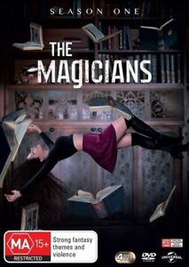 The-Magicians-Season-1-DVD-3-Disc-Set-NEW