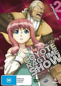 Coyote Ragtime Show - Cliffhanger : Vol 2 ...REG 4...NEW & SEALED