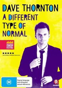 Dave Thornton - A Different Type Of Normal : Warehouse Comedy Festival (DVD-R 4
