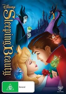 SLEEPING BEAUTY (Disney) 2014 DVD NEW & SEALED