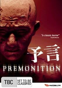 Premonition (DVD, 2007)-FREE POSTAGE