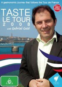 Taste Le Tour 2008 With Gabriel Gate (DVD, 2008)