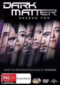 Dark Matter - Season 2 : NEW DVD