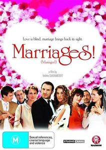 Marriages! (DVD, 2009) Brand New & Sealed