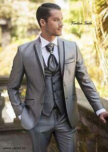 Mens Wedding Suits Groom Tuxedos Formal Business Suits Best Man Blazers Custom