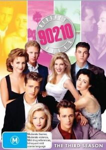 Beverly Hills 90210: Season Series 3 DVD R4 New Sealed