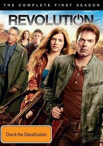 Revolution : Season 1 (DVD, 2013, 5-Disc...
