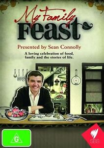 My Family Feast - New/Sealed DVD Region 4