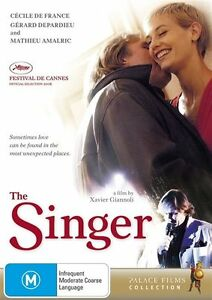 The Singer (DVD, 2011)-REGION 4-Brand new-Free postage
