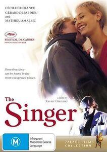 The Singer (DVD, 2011)