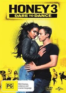 Honey-3-Dare-To-Dance-Dvd-Drama-Family-Music-Cassie-Ventura-Kenny-Wormald