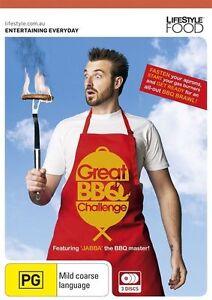 Great BBQ Challenge (DVD, 2011, 3-Disc Set) - Region 4