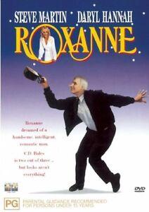 ROXANNE...STEVE MARTIN...DARYL HANNAH...REG 4...NEW & SEALED