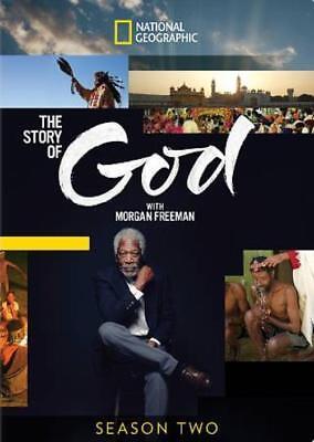 The Story Of God With Morgan Freeman  Season Two New Dvd