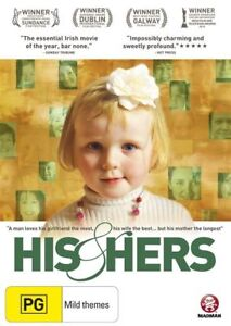 His & Hers (DVD, 2011) New & Sealed