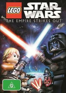 LEGO Star Wars - The Empire Strikes Out (Region 4) mint