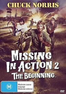 Missing In Action 2 - The Beginning (DVD, 2012)