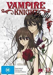 Vampire Knight Guilty: Season 2: Vol 3 (DVD, 2011), NEW REGION 4