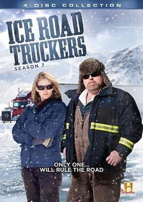 ICE ROAD TRUCKERS: SEASON 7 NEW DVD