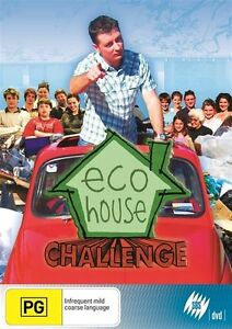 Eco-House-Challenge-DVD-Region-4-Very-Good-Condition