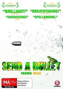 Send A Bullet (DVD, 2009) Brand New & Sealed Region 4 DVD - Free Postage Aus D30