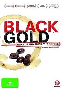 Black Gold - Marc Francis NEW R4 DVD