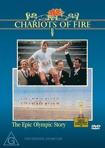 CHARIOTS OF FIRE DVD=BEN CROSS=REGION 4 AUSTRALIAN RELEASE=NEW AND SEALED