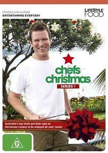 Chef's Christmas: Series 1 DVD NEW
