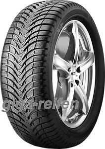2x Winterreifen Michelin Alpin A4 185/65 R15 88T GRNX M+S