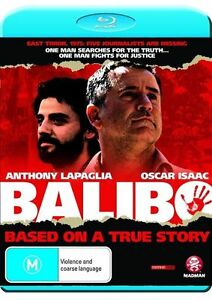 Balibo NEW B Region Blu Ray