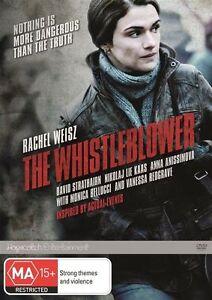 The Whistleblower  DVD R4