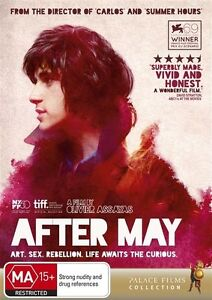 After May (DVD) NEW French (English subtitles)