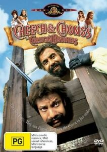 The Cheech And Chong's Corsican Brothers (DVD, 2008)
