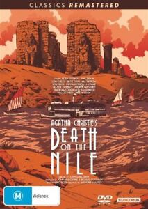 Death On The Nile : NEW DVD