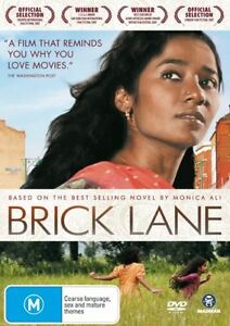 Brick Lane (DVD, 2008)-REGION 4-Brand new- Free postage