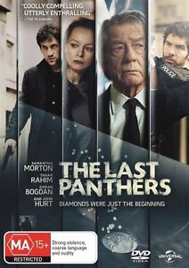 The Last Panthers - Season 1 : NEW DVD