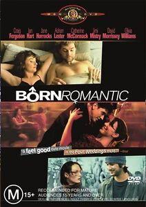 Born Romantic (DVD, 2008)  LIKE NEW ... R4