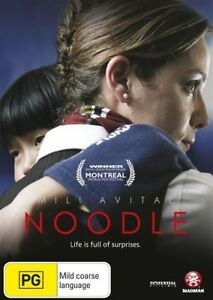 Noodle-DVD-2010-REGION-4-Brand-new-Free-postage