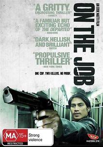 On the Job - Angel Aquino NEW R4 DVD