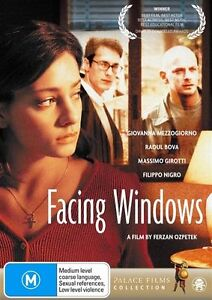 Facing Windows (DVD, 2008) New & Sealed