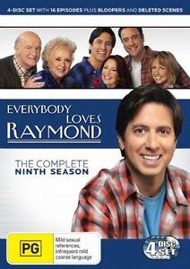 NEW Everybody Loves Raymond - Season 9 DVDR4