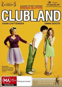 Clubland (DVD, 2011)-REGION 4-Brand new-Free postage