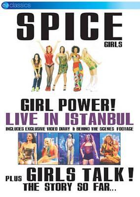 SPICE GIRLS - LIVE IN ISTANBUL NEW REGION 2 DVD