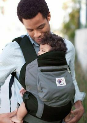 Ergo Baby Performance Baby Carrier, Charcoal And Black,7-12 Lb  New  for sale  Shipping to South Africa