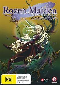 Rozen Maiden Ouvertre (DVD, 2012)-REGION 4-Brand new-Free postage