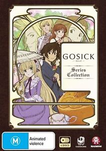 Gosick - Series Collection | Subtitled Edition - DVD Region 4 Brand New