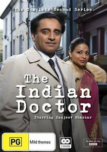 The Indian Doctor: The Complete Second Series NEW R4 DVD