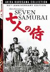 Foreign Language DVDs Seven Samurai Blu-ray Discs