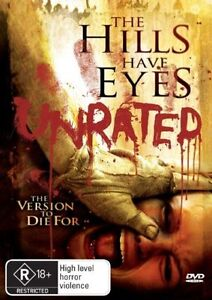 The Hills Have Eyes  - Unrated (DVD, 2006)